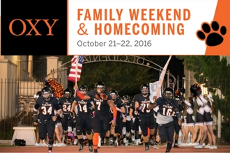 Family Weekend & Homecoming