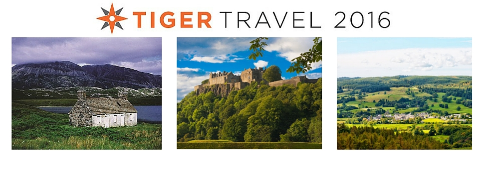 Grab Your Kilt and Join Fellow Tigers in the Scottish Highlands